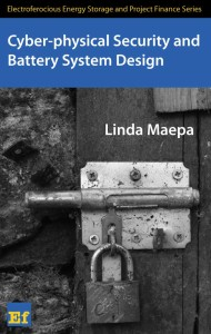 Cyber-physical Security and Battery System Design Book Cover