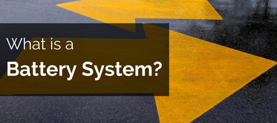 Title: What is a battery system?