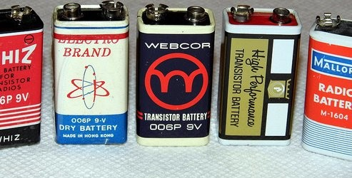 Vintage Radio Batteries by France1978 at Flickr
