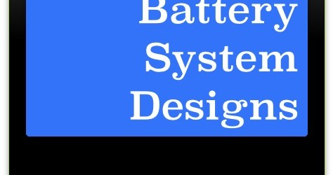 Hierarchy of Battery System Designs version 2.0