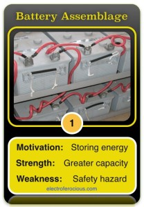 Level 1 Battery System Design